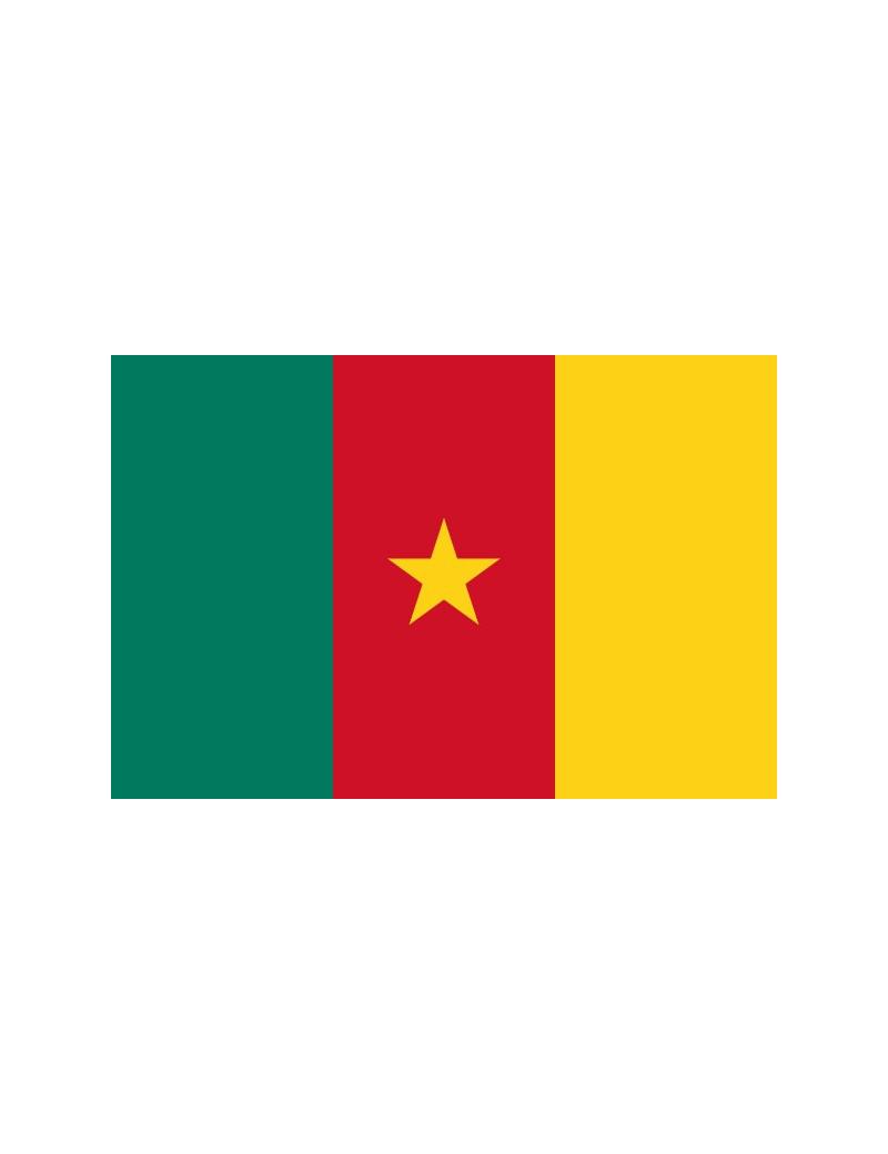 Bandiera - Camerun - 150x90 cm