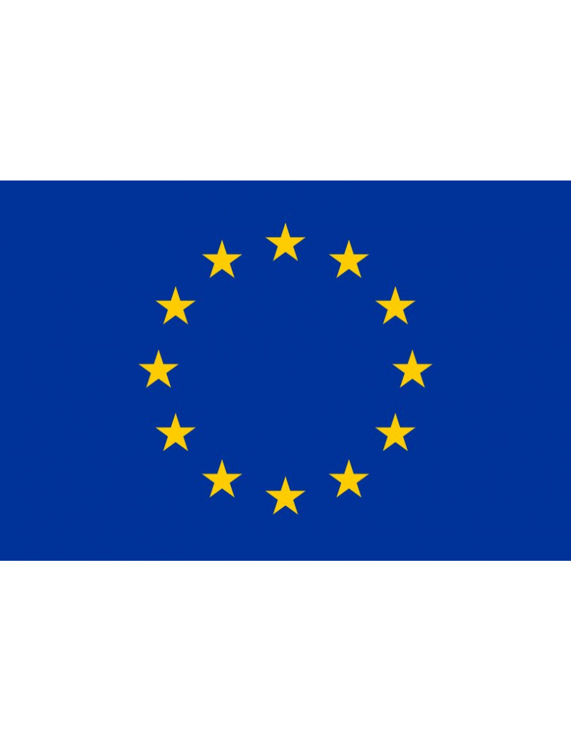 Bandiera - Europa - 150x90 cm