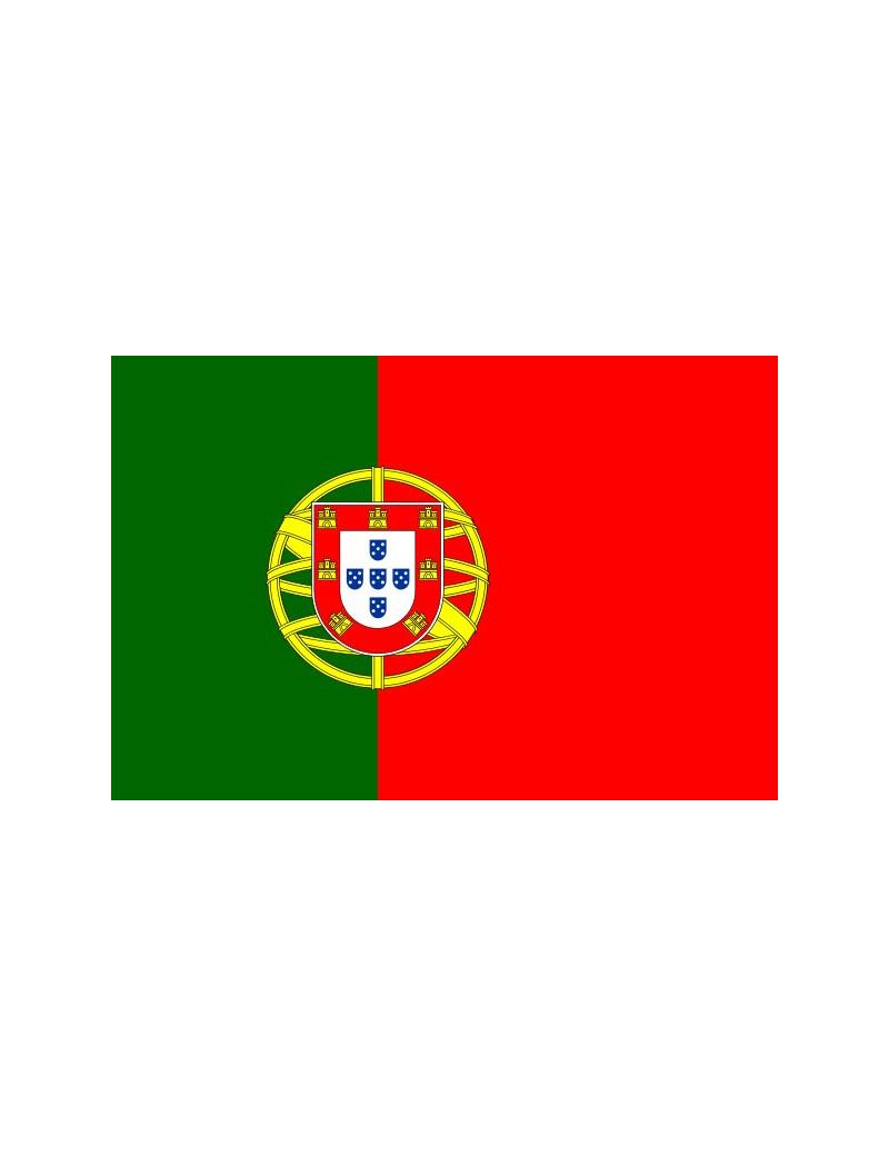 Bandiera - Portogallo 1M - 20x15 cm