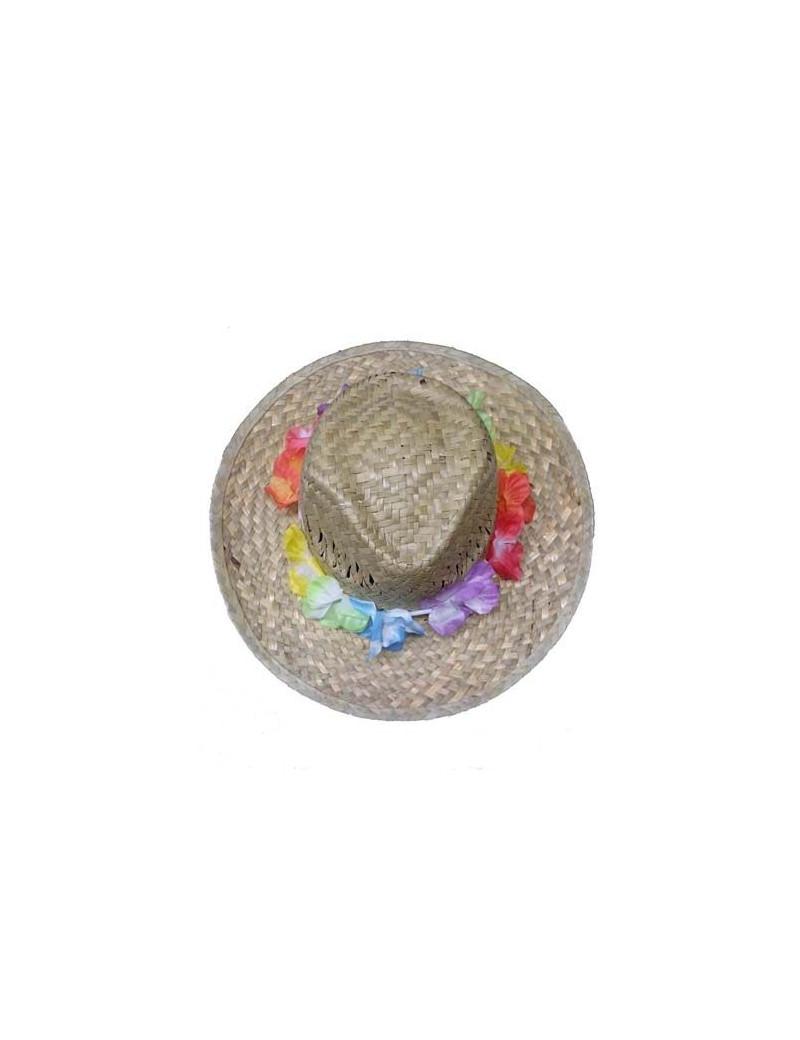 Cappello Hawaiano Paglia Fiori Offerta Offerte Sconto Sconti 5fe9ab043124
