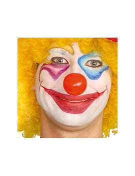 Naso Clown Plastica Rigida
