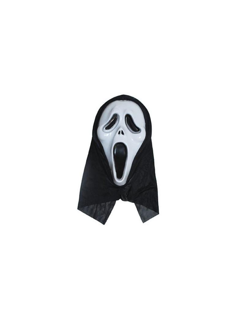 Maschera Urlo - Bianco