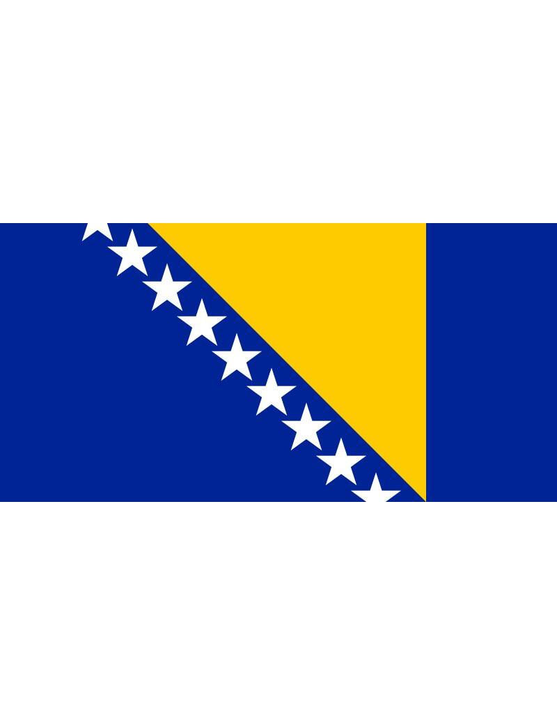 Bandiera - Bosnia Erzegovina - 150x90 cm
