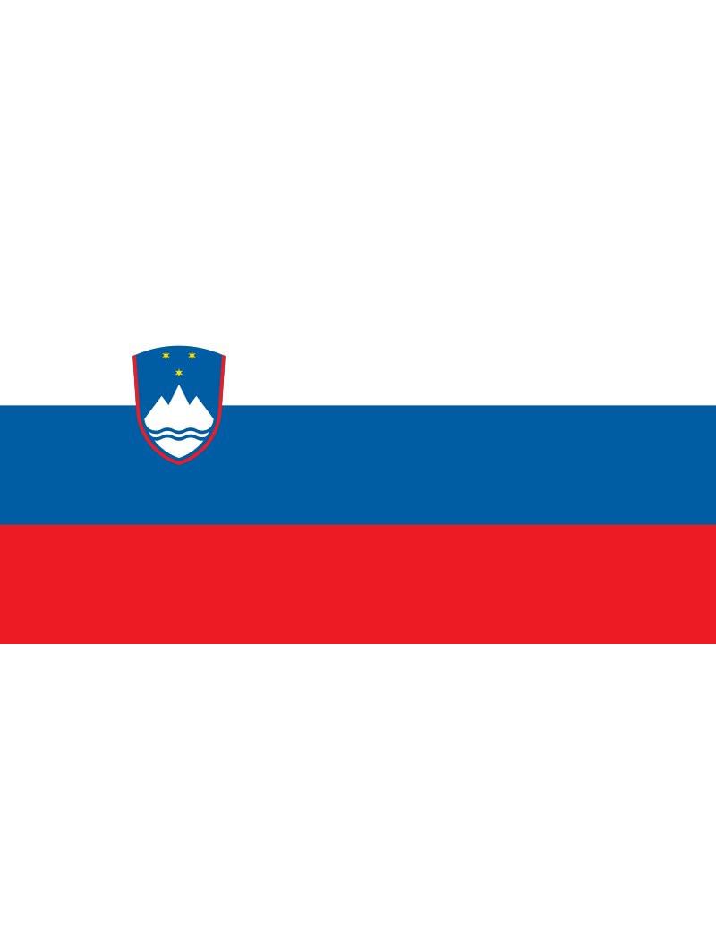 Bandiera - Slovenia - 150x90 cm