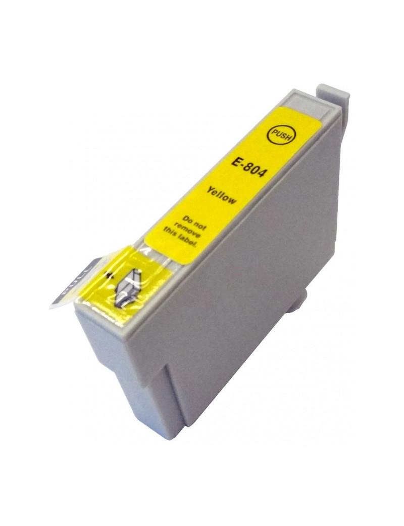 Cartuccia Compatibile Epson T080440 (Giallo)