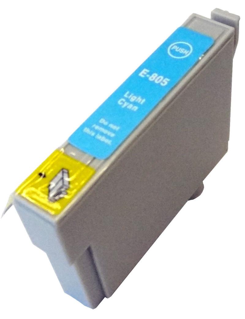 Cartuccia Compatibile Epson T080540 (Ciano Light)
