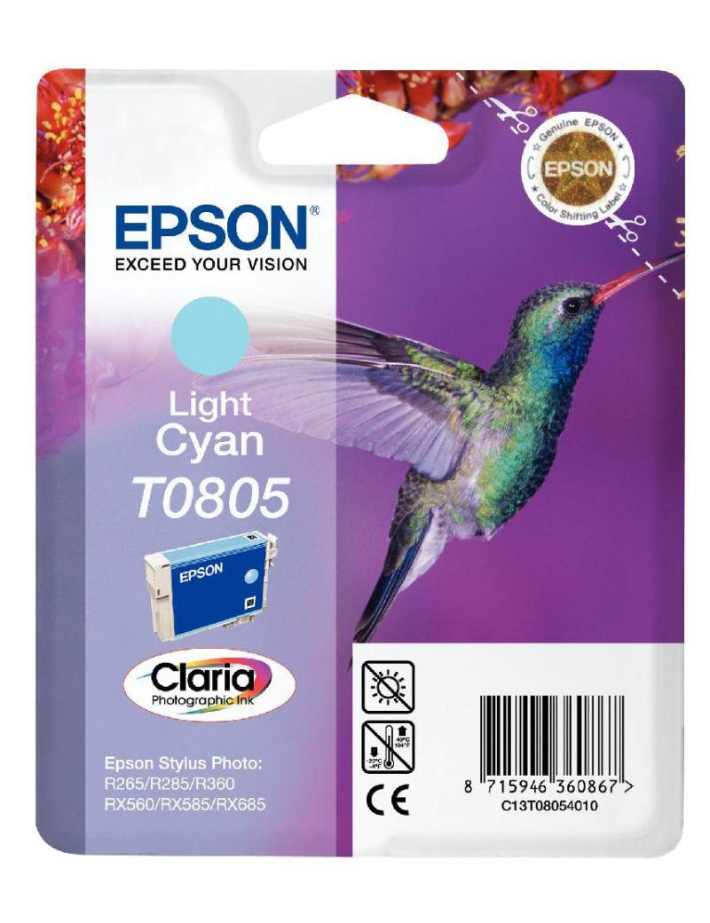 Cartuccia Originale Epson T080540 (Ciano Chiaro)