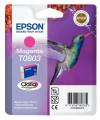 Cartuccia Originale Epson T080340 (Magenta)