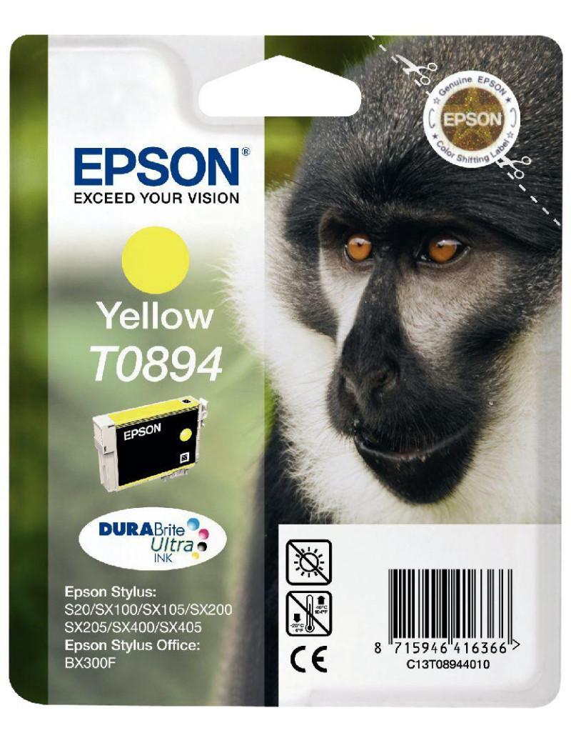 Cartuccia Originale Epson T089440 (Giallo)