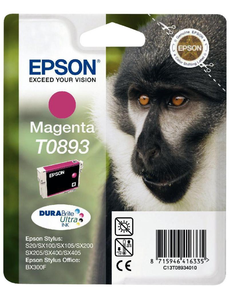 Cartuccia Originale Epson T089340 (Magenta)