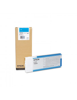 Cartuccia Originale Epson T606200 (Ciano 220 ml)