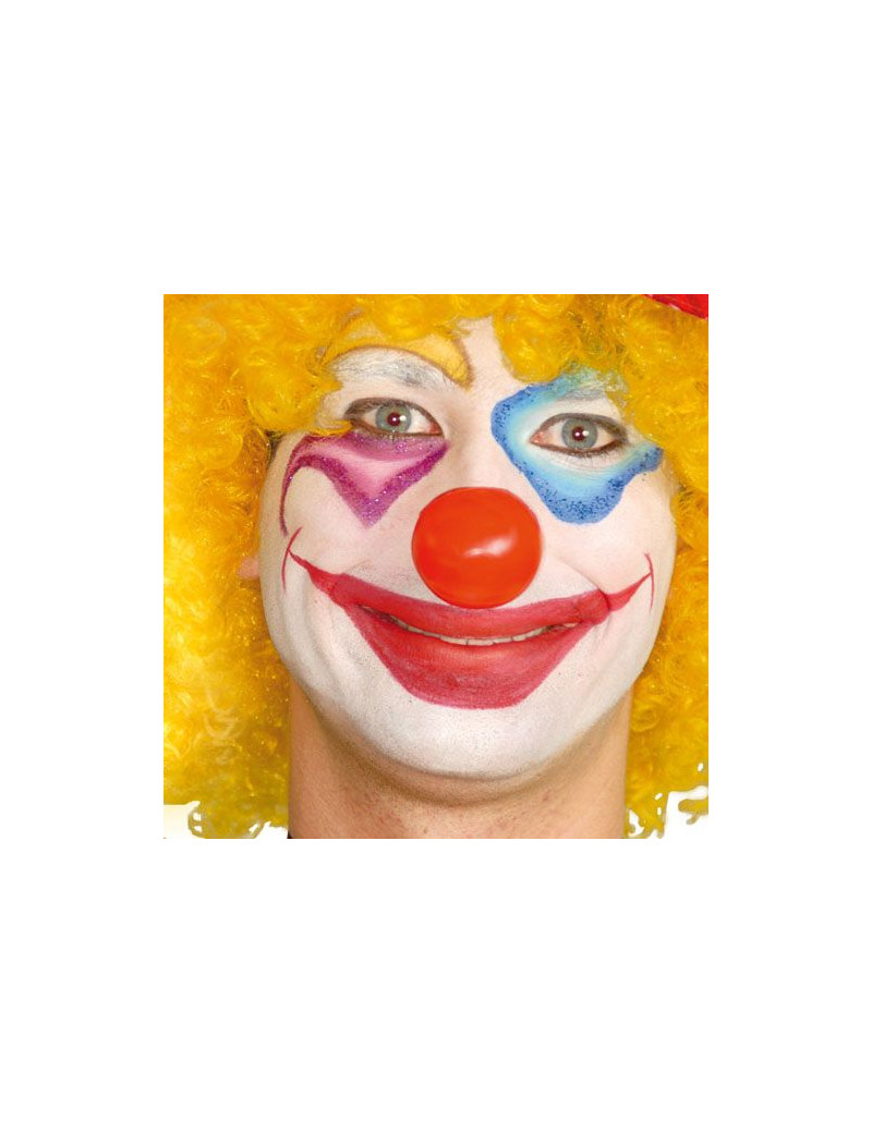 Naso Clown Plastica Rigida (Conf. 100)