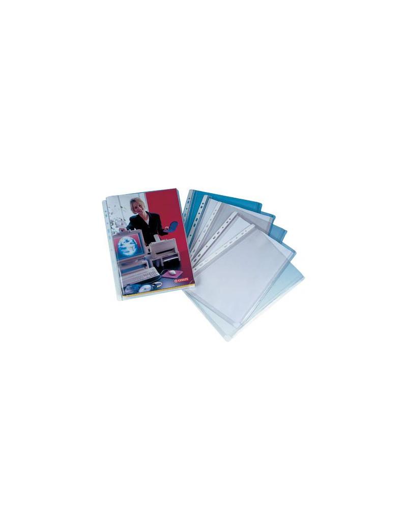 Buste P.U. Alta Capacità a Soffietto Leitz - 47561003 (Trasparente Conf. 10)