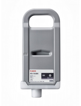 Cartuccia Originale Canon PFI-703BK 2963B001 (Nero 700 ml)