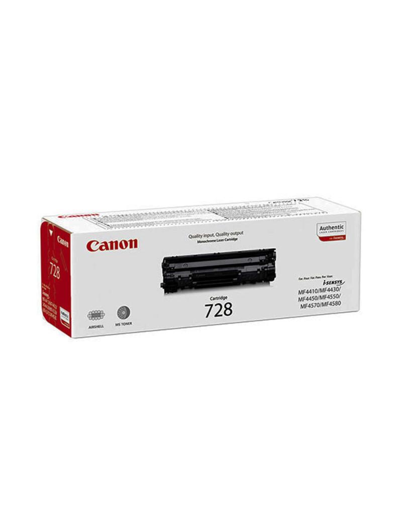 Toner Originale Canon 728 3500B002 (Nero 2100 pagine)