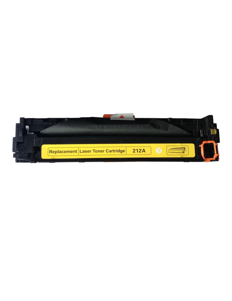 Toner Compatibile HP CF212A 131A (Giallo 1800 pagine)