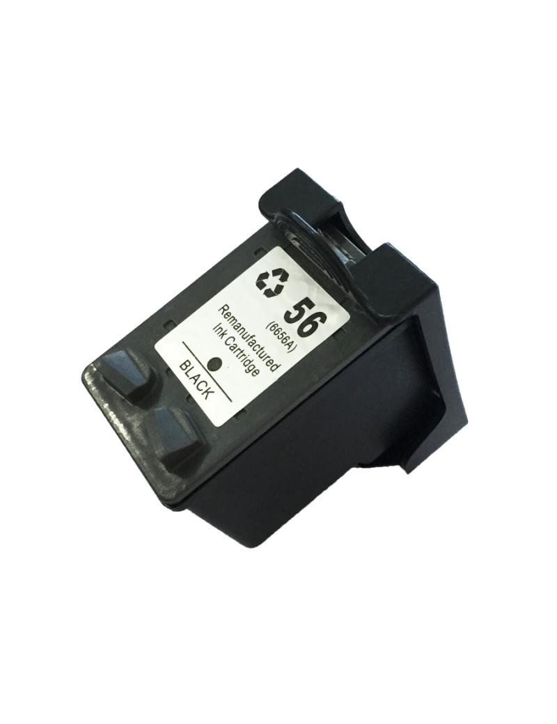 Cartuccia Compatibile HP C6656AE 56 (Nero 630 pagine)
