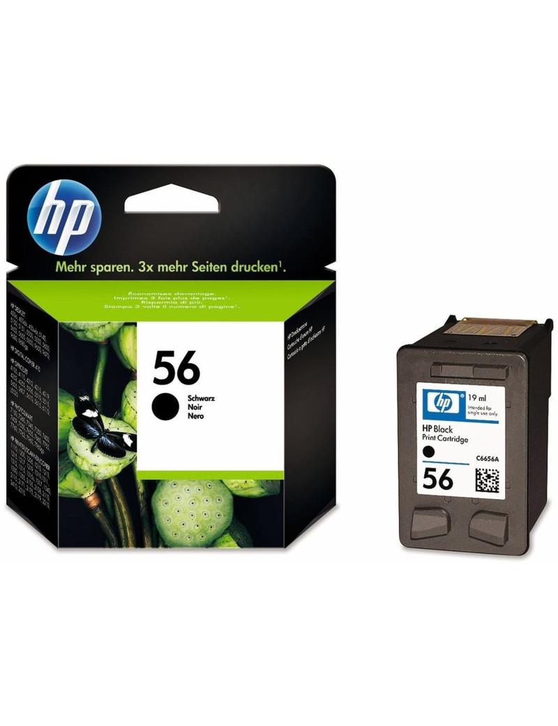 Cartuccia Originale HP C6656AE 56 (Nero 630 pagine)