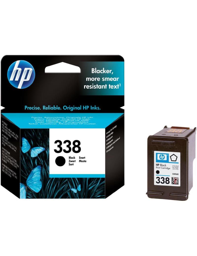 Cartuccia Originale HP C8765EE 338 (Nero 480 pagine)