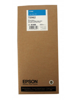 Cartuccia Originale Epson T596200 (Ciano 350 ml)