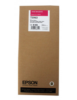 Cartuccia Originale Epson T596300 (Magenta 350 ml)