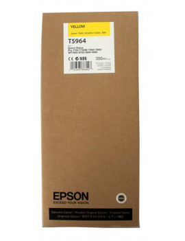 Cartuccia Originale Epson T596400 (Giallo 350 ml)