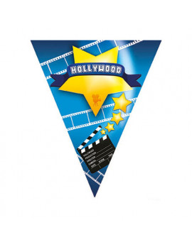 Festone PVC - Hollywood - 5 m