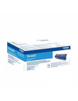 Toner Originale Brother TN-423C (Ciano 4000 pagine)