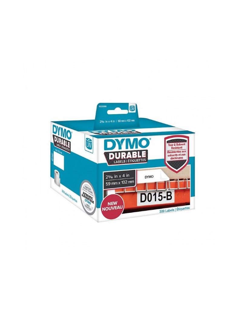 Etichette Dymo Label Writer Durable - 59x102 mm