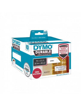 Etichette Dymo Label Writer Durable - 25x89 mm (Conf. 2)