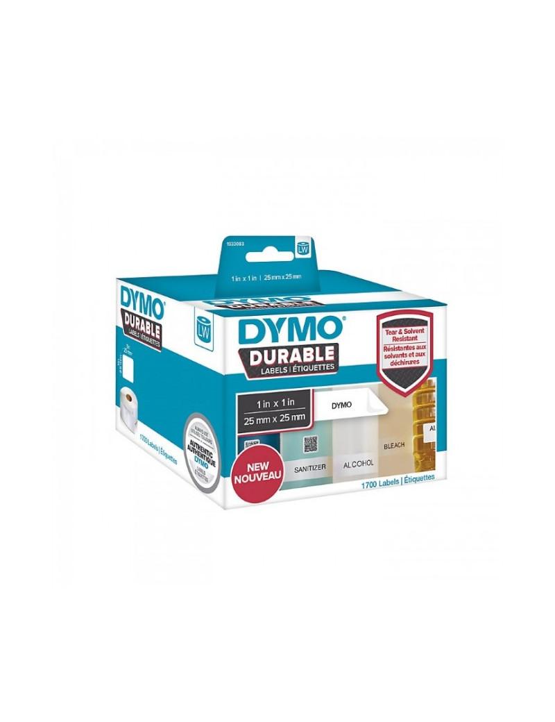 Etichette Dymo Label Writer Durable - 25x25 mm (Conf. 2)