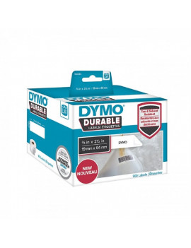 Etichette Dymo Label Writer Durable - 19x64 mm (Conf. 2)