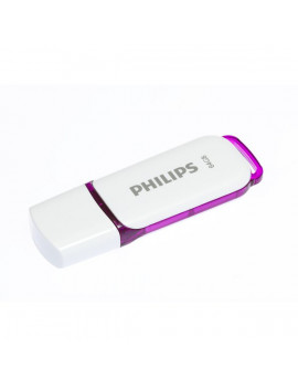 Chiavetta USB 2.0 Snow Philips - 64 GB - Viola