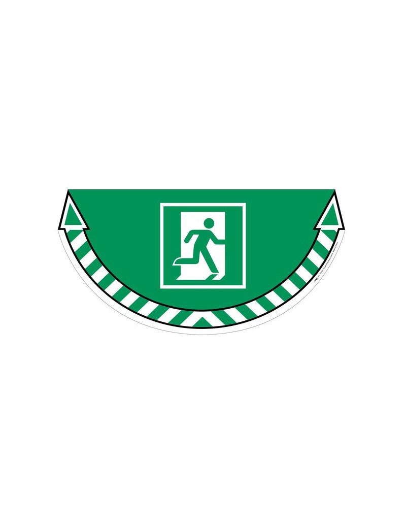 Adesivi Segnalatori CEP - Uscita di Emergenza