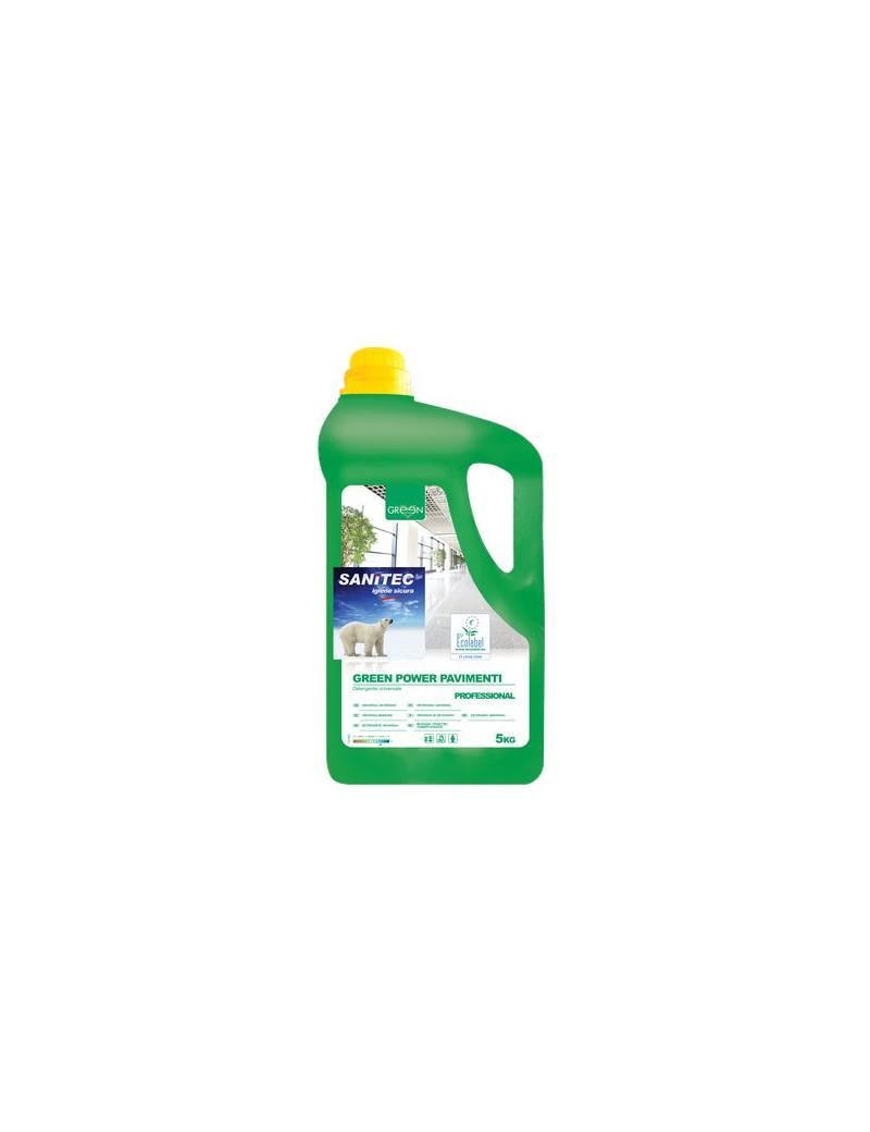 Detergente Ecologico per Pavimenti Sanitec - 5 Kg