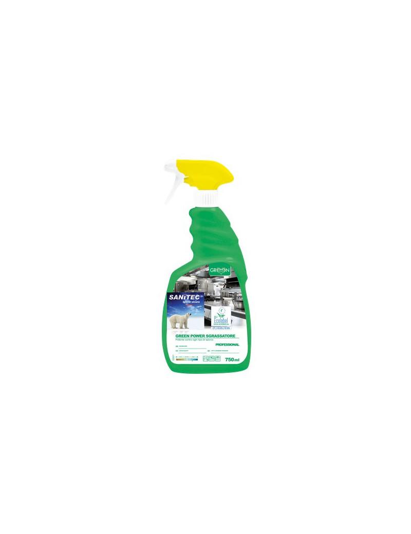 Sgrassatore Ecologico Superfici Italchimica - 750 ml (Conf. 6)
