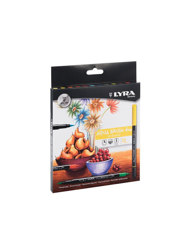 Aqua Brush Duo Lyra (Conf. 12)