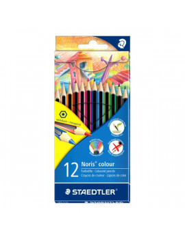 Matite Colorate Noris Colors Staedtler (Conf. 12)
