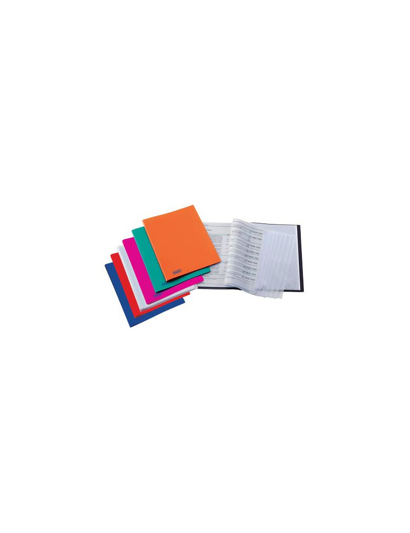 Portalistini Personalizzabili Sviluppo Favorit - 22x30 cm - 100 Buste (Nero)