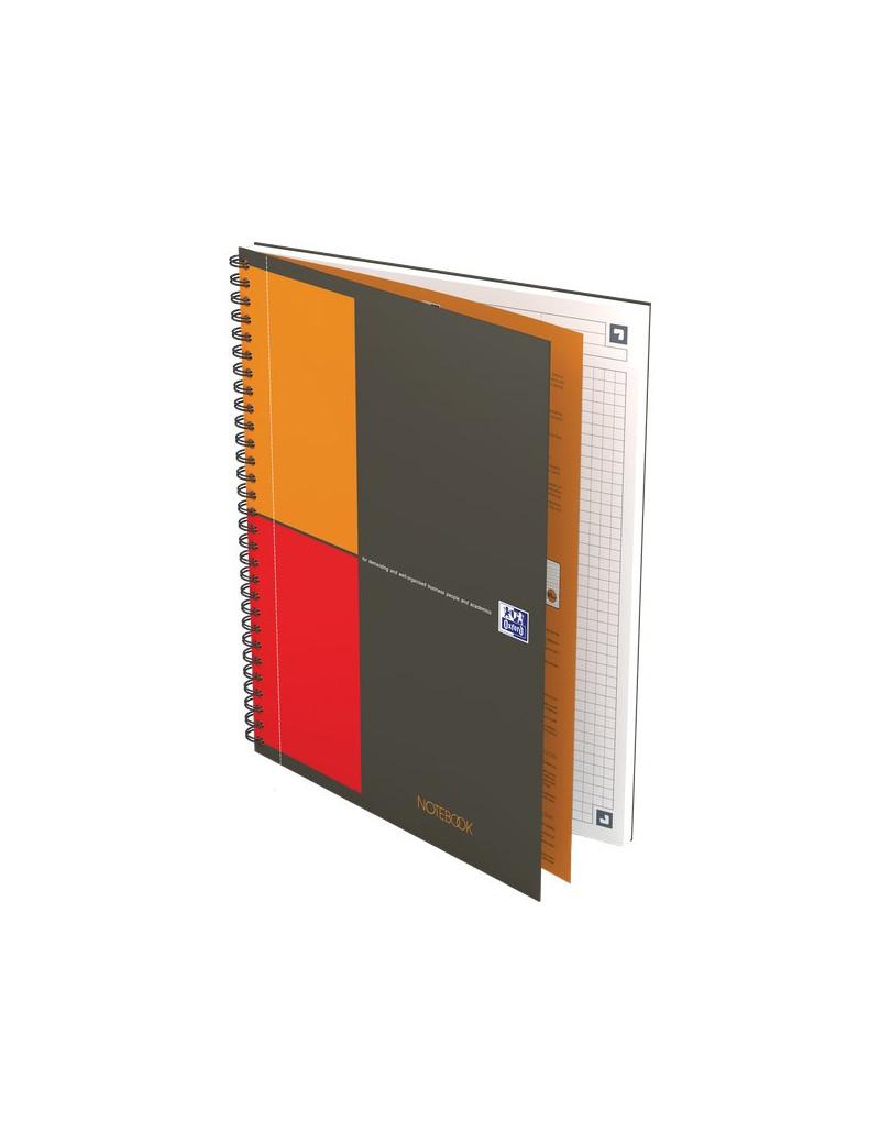 Blocco Managerbook Oxford International Oxford - B5 - 18x25 cm - 5 mm - 80