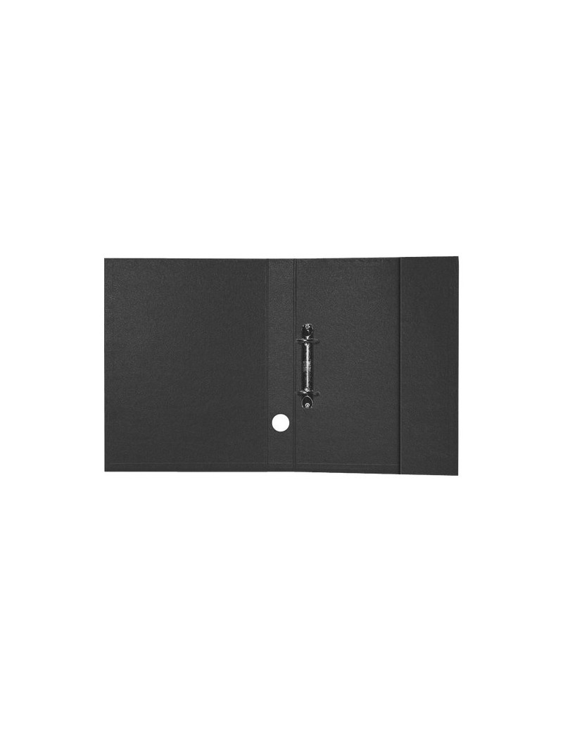 Gruppi di Classificatori ad Alette Rexel - Terzetto - 14x35x25 cm - 4 cm - Nero