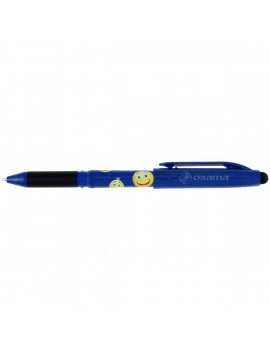 Penna a Sfera Cancellabile Riscrivi Touch Osama - 0,7 mm - OW 10141 B (Blu)
