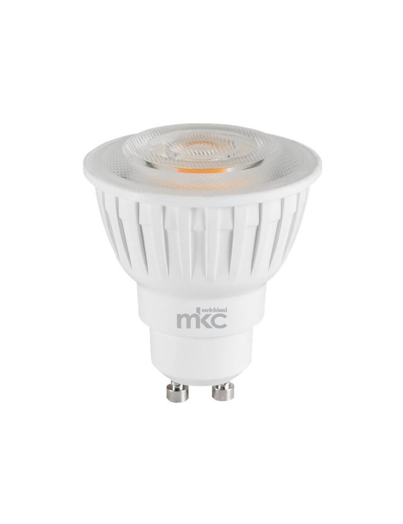 Lampadina LED MKC - Naturale - GU10 - 7,5W - 4000K