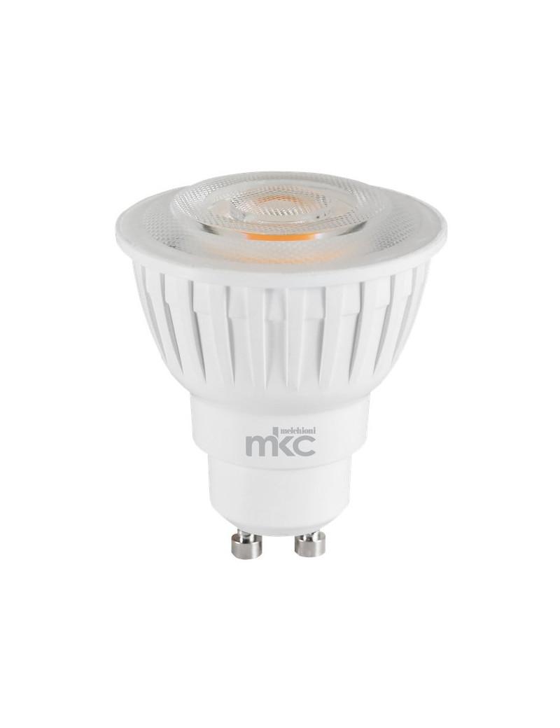 Lampadina LED MKC - Calda - GU10 - 7,5W - 2700K