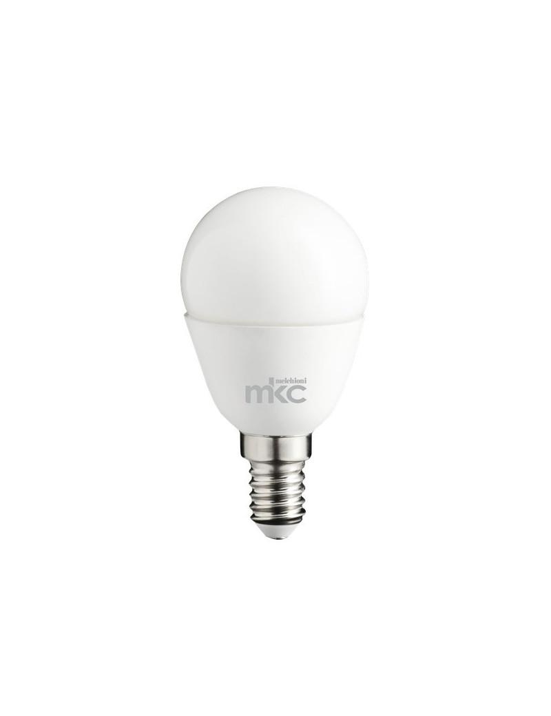 Lampadina LED Minisfera MKC - Calda - E14 - 6W - 2700K