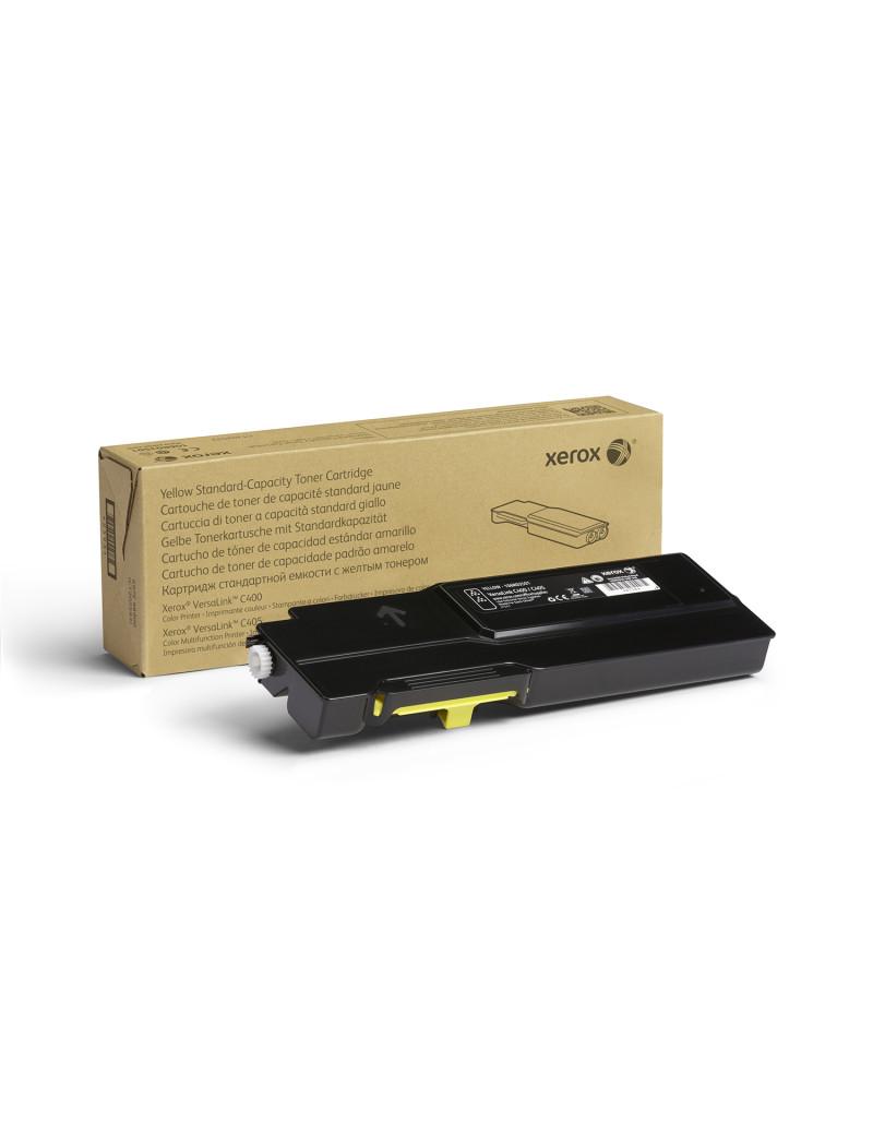 Toner Originale Xerox 106R03501 (Giallo 2500 pagine)