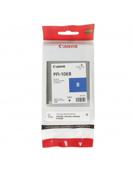 Cartuccia Originale Canon PFI-106b 6629B001 (Blu 130 ml)