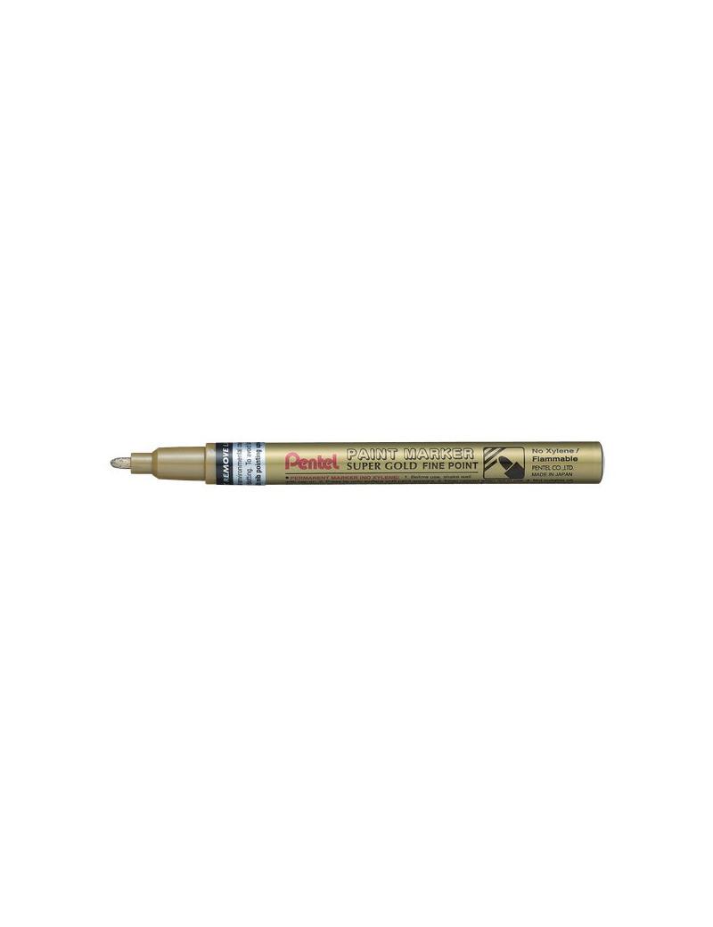 Paint Marker Pentel - Oro (Conf. 12)