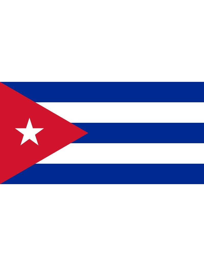 Bandiera - Cuba - 150x90 cm