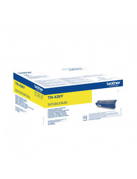 Toner Originale Brother TN-426Y (Giallo 6500 pagine)